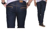 Celana Panjang Denim Blue Kasual Pria - NJ 902