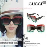 Kacamata Wanita Gucci Princces Semi Original