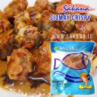 Jual Siomay Crispy Bumbu Kacang Sakana / Siomai Krispi / Batagor Murah