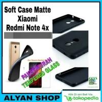 Aksesoris hp Xiaomi Redmi Note 4X SNAPDRAGON Case hardcase carbonIPAKY
