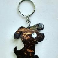 gantungan Kunci Anjing