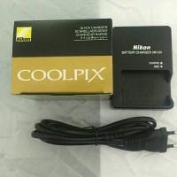 Charger Nikon MH-24 for Nikon D3100,D3200,D3300,D5100,D5200,D5300