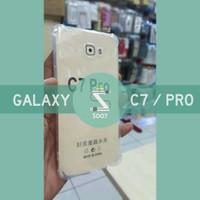Samsung Galaxy C7 Pro C7Pro Anti Crack Shock Anticrack Soft Case