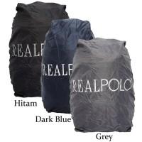 Jual REAL POLO BAG COVER / RAINCOAT BAG / JAS HUJAN TAS UP TO 21-23 INCH Murah
