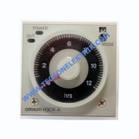 OMRON TIMER H3CR-A