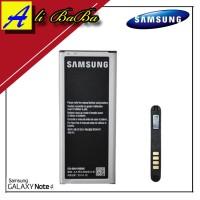 Baterai Handphone Samsung Galaxy Note 4 N910 N910C Batre HP Battery