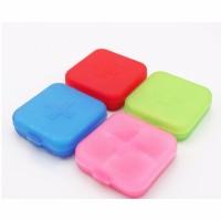 Jual Kotak Obat Kotak Serbaguna Sekat 4 Warna SA213 Murah