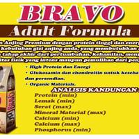 Bravo Dog Food Makanan Anjing Royal Canin Proplan 20 kg LUAR DAERAH