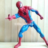 Mainan Action Figure Spiderman Superhero Avengers Civil War Spider man