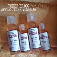 Jual Toner Cuka Apel Bragg Apple Cider Vinegar Share In Bottle 60 ml Murah