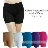 Legging short/short pant/celana pendek/daleman rok/legging sepaha