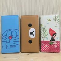 Jual Dompet Karakter / Dompet Doraemon, Rillakuma, Red Riding Hood Murah