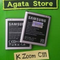 Baterai Samsung Galaxy K Zoom / S5 Zoom C111 Original 100% Battery Ori