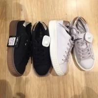 Jual Sepatu Wanita Rubi Shoes Sneakers Hitam dan Putih Murah 100% Original Murah