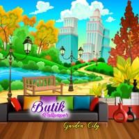 Wallpaper Custom Garden City