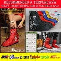 Jual Cover Shoes / Mantel / Jas Hujan Sepatu Fun Cover Cibinong-Depok-Ps Rebo Murah