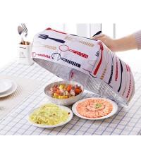 Harga tudung saji lipat aluminium foil menjaga makanan panas dan | antitipu.com