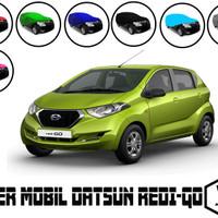 Cover Mobil Datsun REDI GO Warna Polos