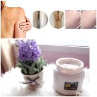 Jual De Kyara Body Scrub Milk Remove Dead Skin ( Coklat Tua ) Berkualitas & Murah