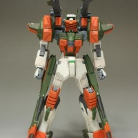 Bandai 1/144 HG Verde Buster Gundam