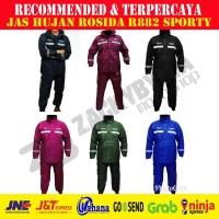 Jas Hujan ROSIDA R882 Japan Sporty Edition