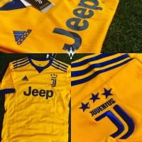 Jual Jersey Juventus Away 2017 Baru murah Bandung bisa COD / Go Jek Murah