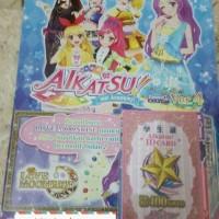 Aikatsu ID card