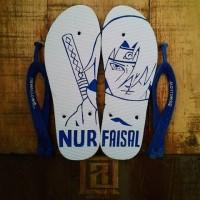 sandal ukir fantastik// ukir sandal jepit