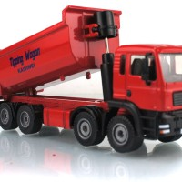 harga Diecast Miniatur Alat Berat Dump Truck Red Tokopedia.com