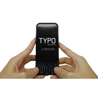 Typo 2 Keyboard Case QWERTY for iPhone 5/5s/SE