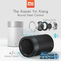 Jual Bluetooth Speaker Xiaomi Yin Xiang Round Steel (ORIGINAL) Murah