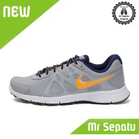 Dikson Sepatu Running Original Nike Revolution 2 MSL Light Grey BNWB