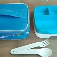 Jual Bekal Tupperware set S Murah