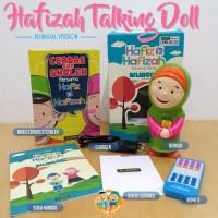 Jual  Boneka Hafidz & Hafidzah Doll Sepasang Hafidz dan Hafidzah T0310 Murah