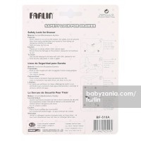 Farlin Safety Lock For Drawer T2909