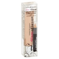 HARD CANDY Glamoflauge Heavy Duty Concealer With Concealer Pencil