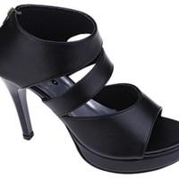 Jual   Sepatu Sandal High Heels Wanita BRANDED - Sepatu Pesta Wanita ctz Murah