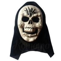 Crushed Skull Mask - Topeng Halloween | Topeng Tengkorak