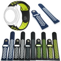 Sport Silicone Strap Band VOLT Series for SAMSUNG GEAR S3 FRONTIER