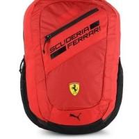 Tas Puma Ferrari Fanwear Backpack