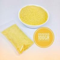 Couscous untuk sajian MPASI (100gr)
