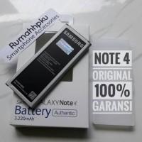 batre baterai samsung galaxy note 4 (ORI)