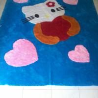 Karpet Karakter Hello Kitty Terbaru