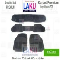 Suzuki Ertiga GA Karpet Premium 4Pcs Hitam Universal