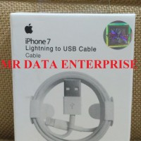 Jual Kabel Cable Data Original 100% Lightning Iphone 5 / 6 / 6+ / Ipad Mini Murah