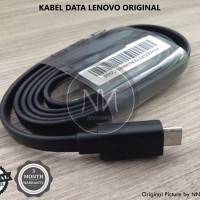 KABEL DATA LENOVO VIBE Z Z2 SHOT X X2 X3 K3 K4 K5 K6 NOTE S1 ORIGINAL