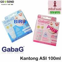 Jual Gabag Kantong Asi 100ml/Plastik Asi Gabag 100ml/Breastmilk Isi 30Pcs Murah