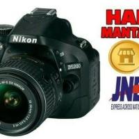 kamera nikon d5200 kit 18-55 (DISPLAY)