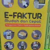 E-FAKTUR MUDAH & CEPAT PENGGUNAAN FAKTUR PAJAK SECARA ONLINE