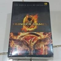Jual Novel Bundel The Hunger Games (Cover Film) - Suzanne Collins Murah